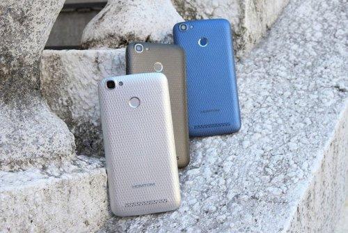 Анонсы: Homtom HT50 с батареей емкостью 5500 мАч выйдет на рынок в июле