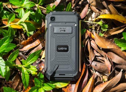 Слухи: Geotel G1 – смартфон с аккумулятором емкостью 7500 мАч