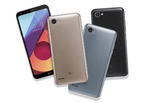 Анонсы: LG Q6 будет доступен в трех версиях