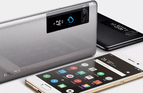 Анонсы: Meizu Pro 7 и Pro 7 Plus – флагманы с дополнительным дисплеем