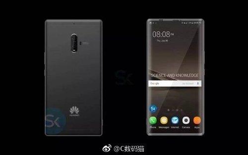 Слухи: Анонс Huawei Mate 10 состоится 16 октября