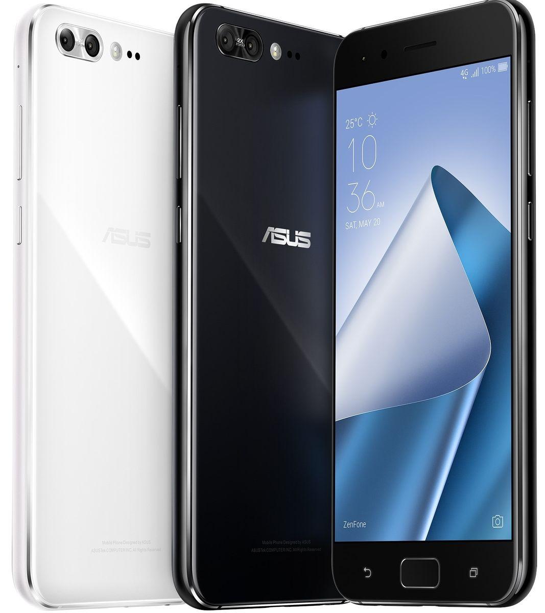 Пресс-фото новых телефонов ASUS появились винтернете