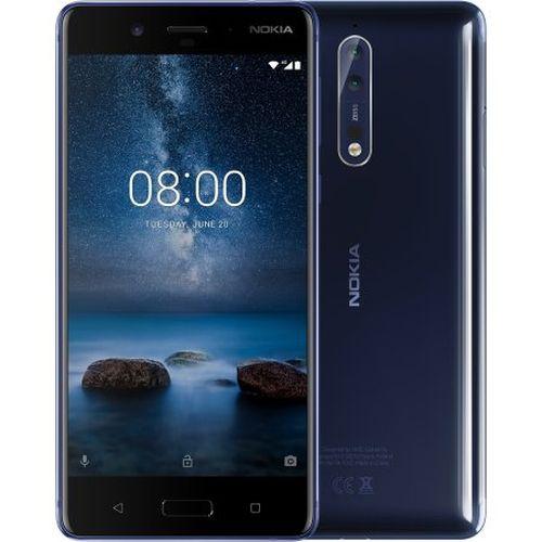 Анонсы: Официально представлен Nokia 8 с объективом Zeiss и звуком OZO