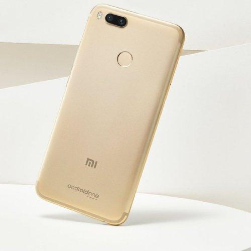 Анонсы: Xiaomi Mi A1 выпущен в рамках инициативы Android One