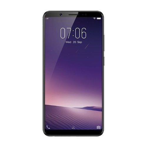 Анонсы: Vivo V7+ - смартфон с 5,99-дюймовым FullView-экраном и 24 Мп сэлфи-камерой