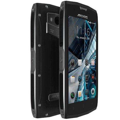 Анонсы: Archos представил два новых защищенных смартфона с Android Nougat и один планшет