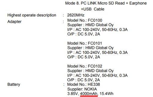 Слухи: Nokia 2 будет оснащен аккумулятором 4000 мАч
