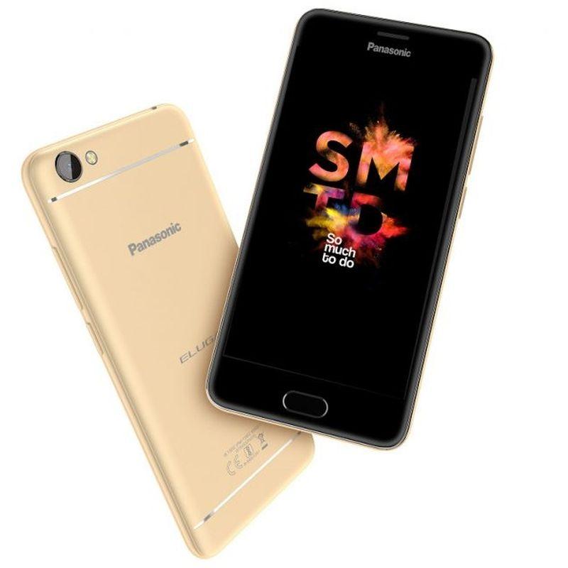 Смартфон Panasonic Eluga I4 получил 5-дюймовый дисплей