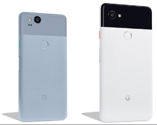 Анонсы: Google Pixel 2 и 2 XL представлены официально