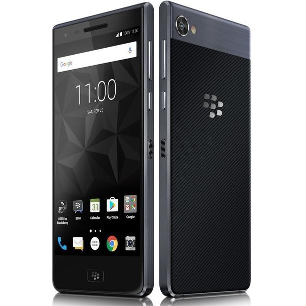 BlackBerry Motion сводостойким корпусом, андроид  ибез физической клавиатуры представлен официально
