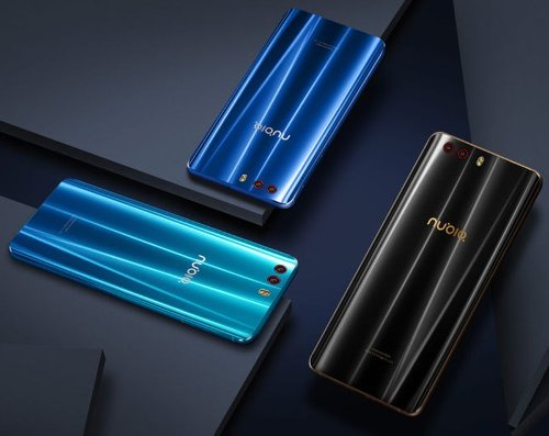 Анонсы: Nubia Z17 miniS – цветное градиентное 3D-стекло, 6 Гб ОЗУ и Snapdragon 653