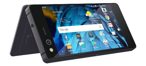 Анонсы: ZTE Axon M – складной смартфон с двумя экранами
