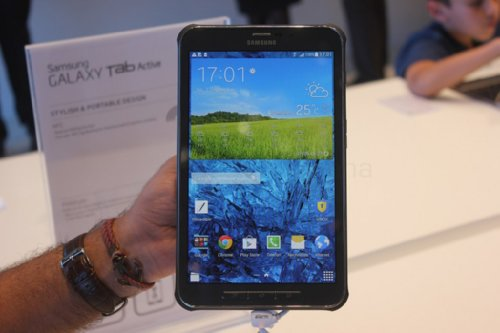 Слухи: Samsung Galaxy Tab Active 2 – защищенный планшет с Exynos 7880 и 3 Гб ОЗУ