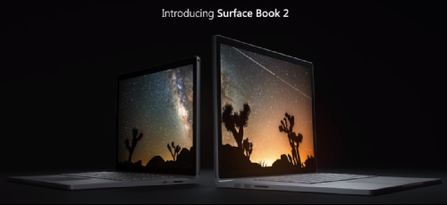 Анонсы: Microsoft Surface Book 2 – ноутбук со съемным экраном