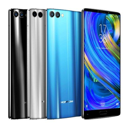 Анонсы: HOMTOM S9 Plus – смартфон с безрамочным 5,99-дюймовым дисплеем