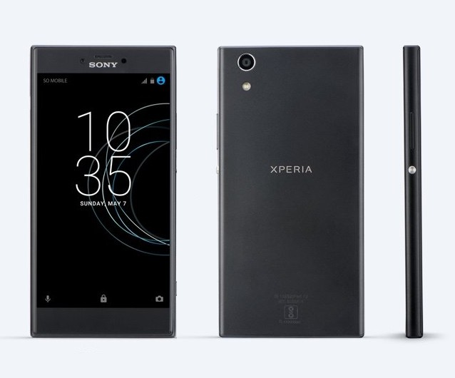 Сони представила доступные мобильные телефоны Xperia R1 иR1 Plus