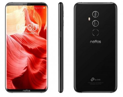 Слухи: TP-Link Neffos получит Snapdragon 835 и дисплей 18:9