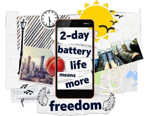 Анонсы: Nokia 2 сочетает 5-дюймовый дисплей и аккумулятор 4100 мАч