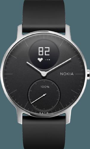 Анонсы: Начат прием предварительных заказов на смарт-часы Nokia Steel HR