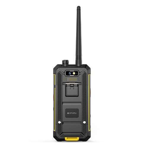 Анонсы: Nomu T18 – смартфон-рация для любителей активного отдыха