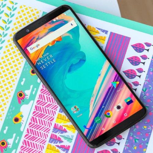 Анонсы: Безрамочный OnePlus 5T представлен официально