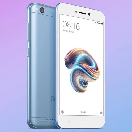 Анонсы: Xiaomi Redmi Note 5A появился в светло-голубом варианте