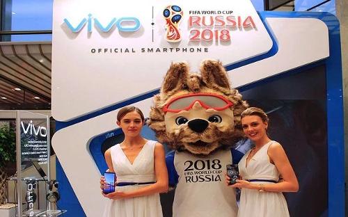 Анонсы: Vivo X20 FIFA World Cup Edition представлен официально