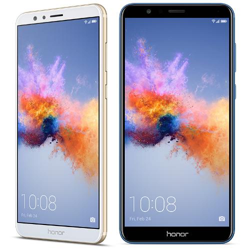 Анонсы: Honor 7X – полноэкранный «середнячок» со сдвоенной камерой