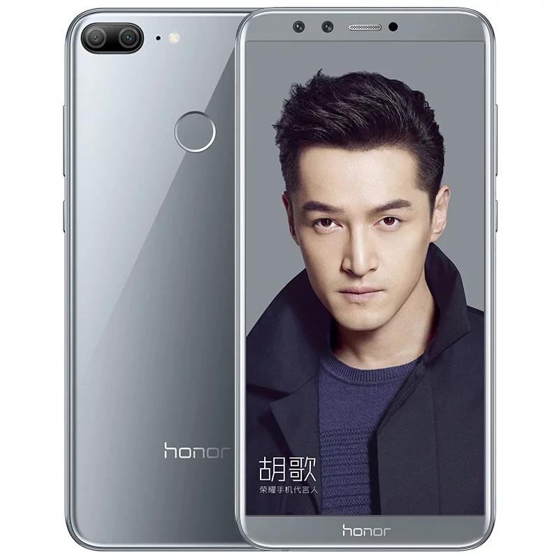 Huawei анонсировала дешевый смартфон Honor 9 Lite