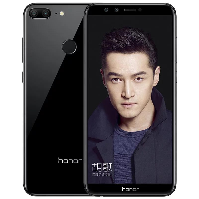 Honor 9 Lite с дисплеем 5,65 дюймов обойдётся намного дороже предшественника