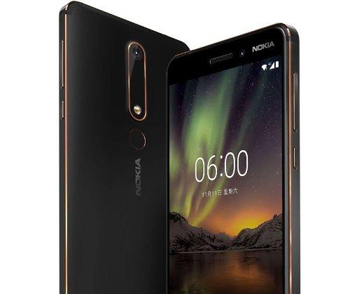 Анонсы: Nokia 6 (2018) представлен официально
