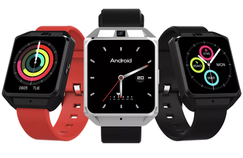Анонсы: Microwear H5 – бюджетные смарт-часы с поддержкой 4G и 5 Мп камерой