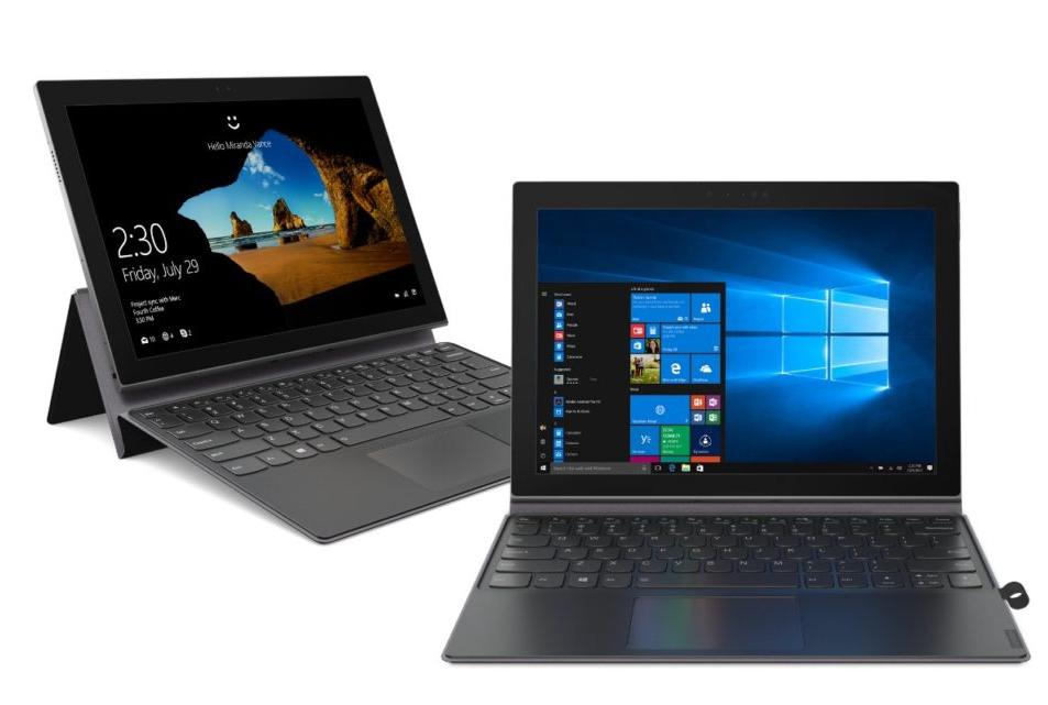 CES 2018 Lenovo Miix 630 – Windows-ноутбук с архитектурой ARM