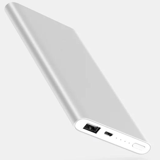 Xiaomi представила внешний аккумулятор MiPower 2 на5000 мАч