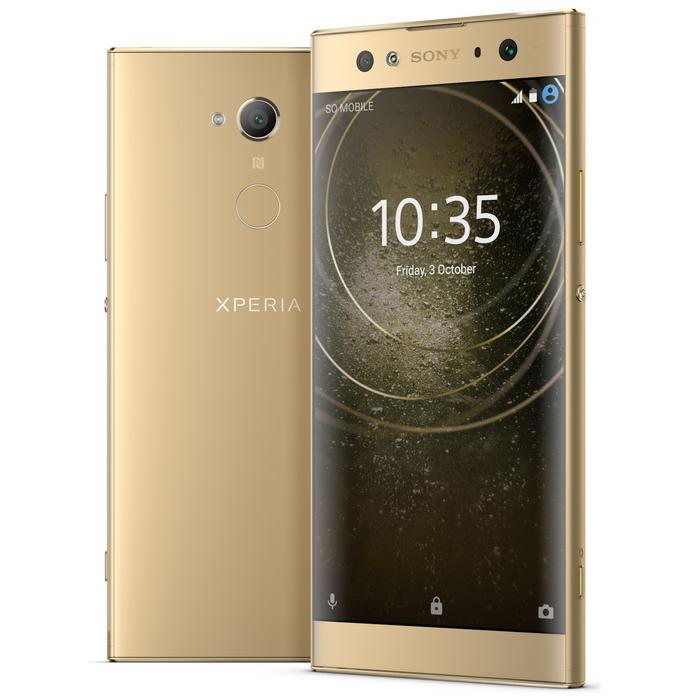CES 2018 Sony представила смартфоны Xperia XA2 Ultra Xperia XA2 и Xperia L2