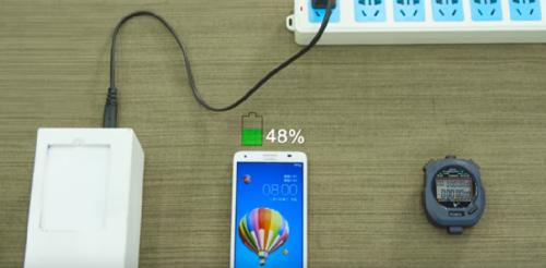 Компоненты: Технология быстрого заряда «48% за 5 минут» будет официально представлена на MWC 2018