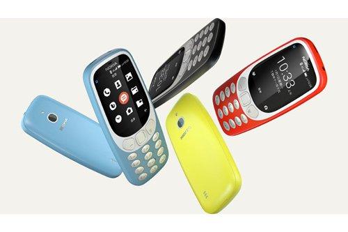 Анонсы: В Китае запущена 4G-версия Nokia 3310