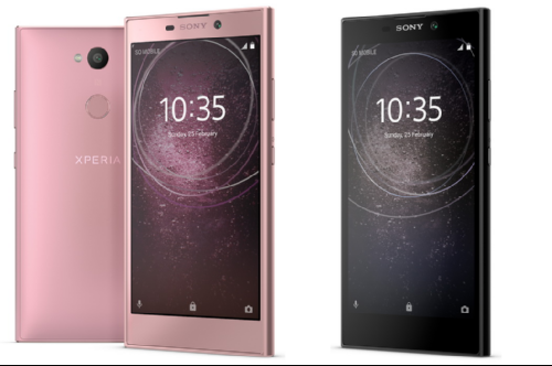 Анонсы: Объявлены цены Sony Xperia XA2, XA2 Ultra и L2