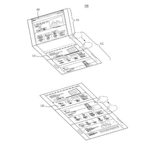 Это интересно: LG запатентовала складной смартфон с тремя экранами