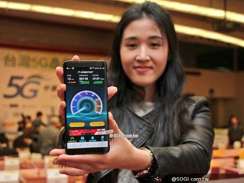 Слухи: HTC U12+ с поддержкой 5G появился на «живых» фото