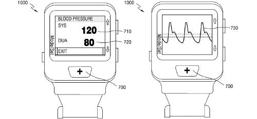Это интересно: Samsung патентует способ измерения артериального давления для смарт-часов
