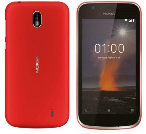 Слухи: Nokia 7 Plus и Nokia 1 замечены на рендерах
