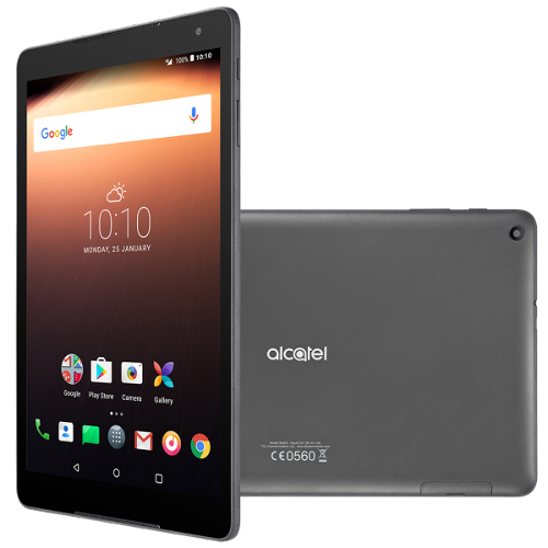 Анонсы: Alcatel A3 10 – недорогой 10-дюймовый планшет