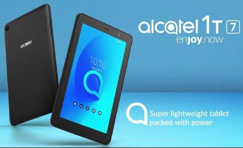 Анонсы: Бюджетный Alcatel 1T – планшет с Android 8.1 Oreo