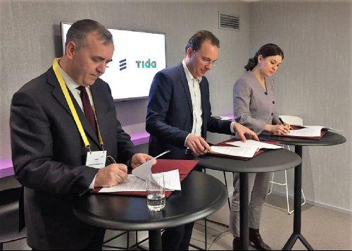 Ericsson и МТС на MWC2018