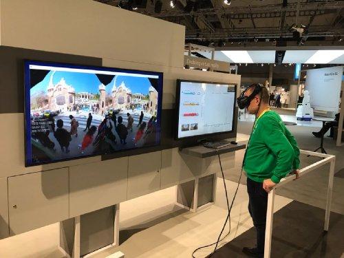 VR c EDGE Computing