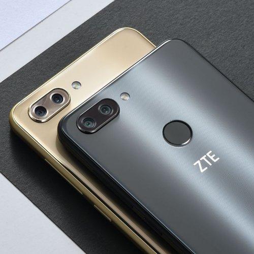Анонсы: ZTE Blade V9 и Blade V9 Vita – бюджетные смартфоны 18:9