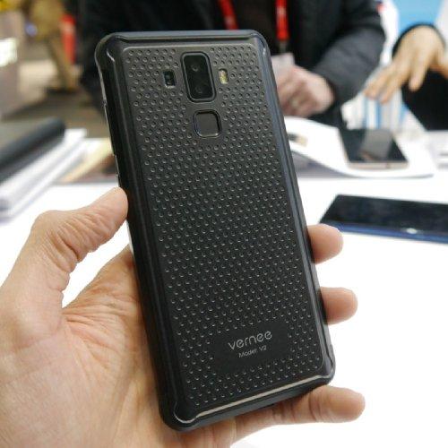 Анонсы: Vernee V2 – защищенный смартфон формата 18:9