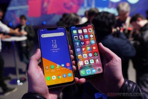 Анонсы: Zenfone 5z – флагман со Snapdragon 845 и 8 Гб ОЗУ
