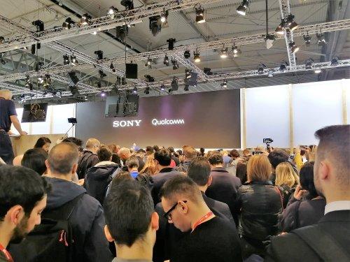 Sony на MWC2018